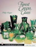 Forest Green Glass