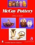 McCoy Pottery - Jeffrey B. Snyder - Hardcover - REV