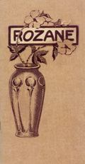Rozane Ware : The Roseville Pottery Company