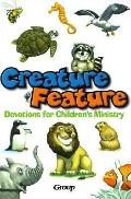 Creature Feature Devotions for Children's Ministry