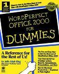 Corel WordPerfect Suite 2000 for Dummies