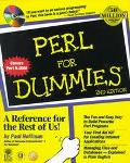 PERL for Dummies - Paul E. Hoffman - Paperback - 2ND BK&DK
