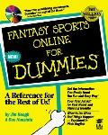 Fantasy Sports Online for Dummies - Jim Keogh - Paperback