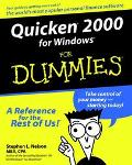 Quicken 2000 for Windows for Dummies