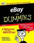 eBay For Dummies - Marsha Collier - Paperback - 2ND