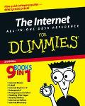 Internet All in One Desk Reference for Dummies All in One Desk Reference for Dummies