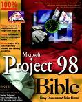 Microsoft Project 98 Bible-w/cd