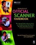 Hewlett-Packard Official Scanner Handbook - David D. Busch - Paperback