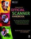 Hewlett-Packard Official Scanner Handbook - David D. Busch - Paperback