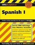 Cliffs Study Solver Spanish I