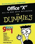 Office 2003 All-In-One Desk Reference for Dummies