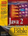 Java 2 Enterprise Edition (J2Ee 1.4) Bible