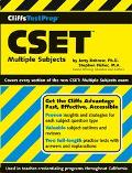 Cliffstestprep Cset Multiple Subjects