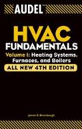 Audel Hvac Fundamentals Heating Systems, Furnaces and Boilers