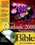 Microsoft Outlook 2000 Programming Bible