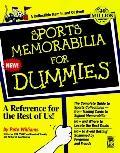Sports Memorabilia for Dummies