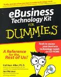 eBusiness Technology Kit For Dummies - Kathleen Allen - Paperback - BK&CD ROM