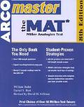Master the Mat 2001 Miller Analogies Test
