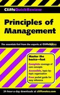 Cliffsquick Review Principles of Management