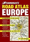 Frommer's Europe Road Atlas