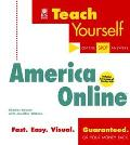 Teach Yourself America Online - Charles Bowen - Paperback