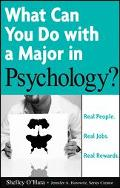 What Can You Do With A Major In Psychology? Real People, Real Jobs, Real Rewards