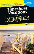 Timeshare Vacations For Dummies