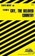 Cliffsnotes Cry the Beloved Country
