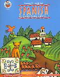 Learn-a-language Books Spanish, Grade 1