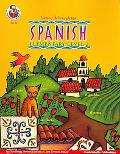 Learn-a-language Books Spanish, Grade 2