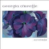 Georgia O'keeffe  2014 Mini Calendar