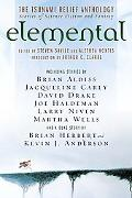 Elemental:The Tsunami Relief Anthology Stories of Science Fiction And Fantasy