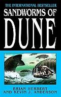 Sandworms of Dune (Dune Series)