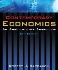 Contemporary Economics: An Application Approach