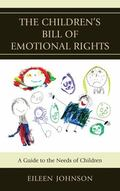 Childrens Bill of Emotional Ricb