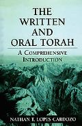 Written and Oral Torah A Comprehensive Introduction