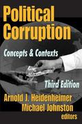 Political Corruption Concepts and Contexts