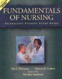 Fundamentals of Nursing: Interactive Student Study Guide (CD-ROM) with CDROM