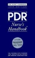 Pdr Nurse's Handbook 1999