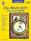 One-Minute Math: Development Drill