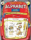 Homework Helper Alphabet, Grades Prek to 1