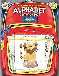 Homework Helper Alphabet Dot-to-dot, Grades Prek to 1