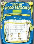Homework Helper Challenge Word Searches, Grades K to 1