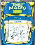 Homework Helper Challenge Mazes, Grades K to 1