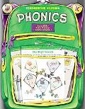 Homework Helper Phonics, Grade K