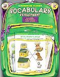 Homework Helper Vocabulary Development, Grade K