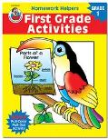 Homework Helper First Grade Activities
