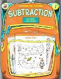 Homework Helper Subtraction, Grade 1