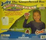 The Gingerbread Boy Nursery Story Time Felt Set