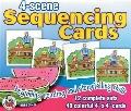 4-scene Sequencing Cards